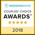 Weddingwire 2018 Award