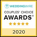 Weddingwire 2020 Award